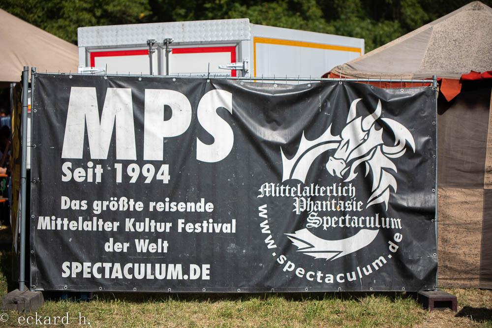 Mittelalter Phantasie Spectaculum 2018 im Schlosspark in Bückeburg