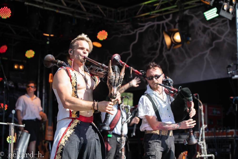 Konzertfotografie Mittelalter Phantasie Spectaculum 2018