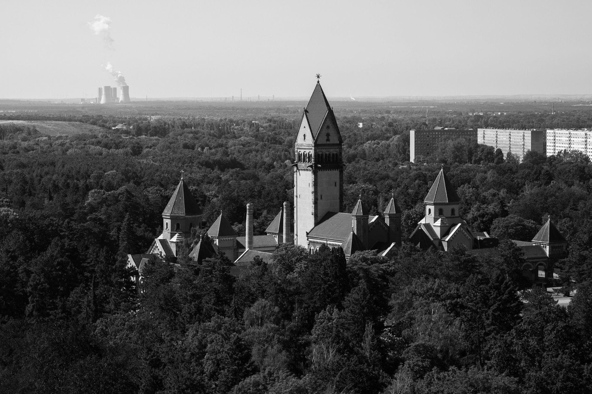 Krematorium Leipzig 2019